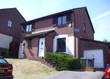 Thumbnail 2 bedroom semi-detached house to rent in Duncan Close, St Mellons, Cardiff