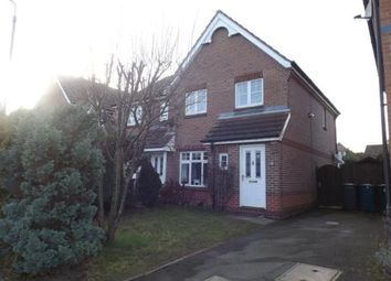 Thumbnail 3 bed semi-detached house for sale in Nightingale Way, Bingham, Nottingham, Nottinghamshire