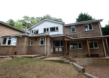 Thumbnail 6 bed detached house to rent in Carlton Close, Frimley, Camberley
