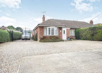 Thumbnail 3 bed semi-detached bungalow for sale in Mill Road, Little Melton, Norwich