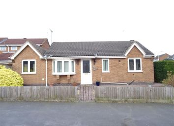 Thumbnail 3 bedroom detached bungalow for sale in Chitterman Way, Markfield, Leicestershire