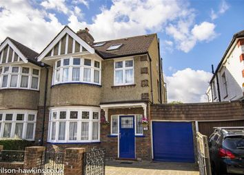 Thumbnail 4 bed semi-detached house for sale in Rusland Park Road, Harrow-On-The-Hill, Harrow