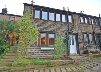 Thumbnail 2 bed end terrace house for sale in Underbank Old Road, Holmfirth