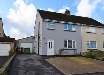 Thumbnail 3 bed semi-detached house for sale in Stourton View, Frome