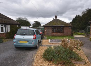 Thumbnail 2 bed detached bungalow for sale in Haydon Road, Loughborough