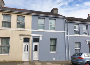 2 bed terraced house for sale in Corporation Road, Plymouth PL2