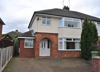 Thumbnail 3 bed semi-detached house to rent in Lache Hall Crescent, Chester