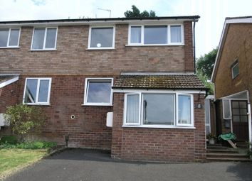 Thumbnail 3 bed semi-detached house for sale in Spring Street, Halesowen