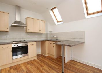 Thumbnail 2 bedroom flat to rent in Dickens Street, Peterborough