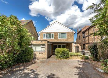 Thumbnail 3 bed detached house for sale in Dedworth Road, Windsor, Berkshire