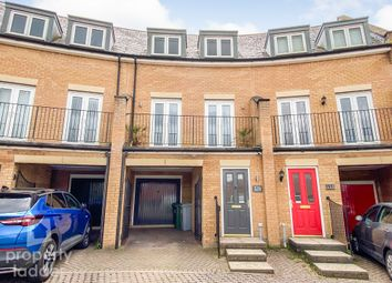 Thumbnail 3 bed terraced house for sale in Mountbatten Drive, Old Catton, Norwich