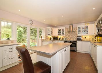 Wrotham Hill Road, Wrotham, Kent TN15. 6 bed detached house