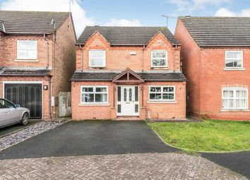 Thumbnail 4 bed detached house for sale in Bolton Avenue, Warndon, Worcester