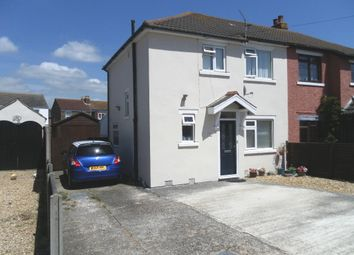 Thumbnail 3 bedroom semi-detached house for sale in Olive Crescent, Portchester