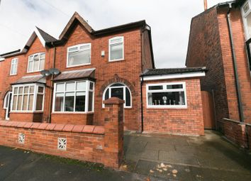 Thumbnail 4 bedroom semi-detached house for sale in Dawson Avenue, Wigan