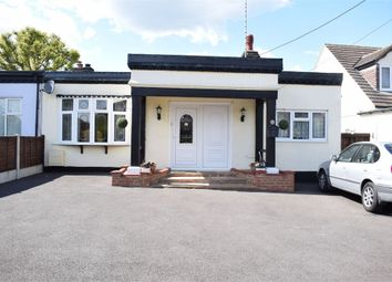 Thumbnail 3 bed semi-detached bungalow for sale in Goodwood Avenue, Hutton, Brentwood, Essex
