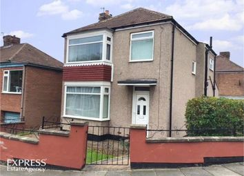 Thumbnail 3 bed detached house for sale in Hillcrest Avenue, Stockton-On-Tees, Durham