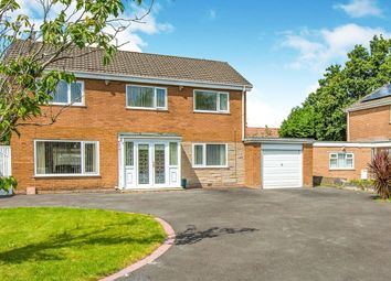 Thumbnail 4 bedroom detached house for sale in Spinney Brow, Ribbleton, Preston
