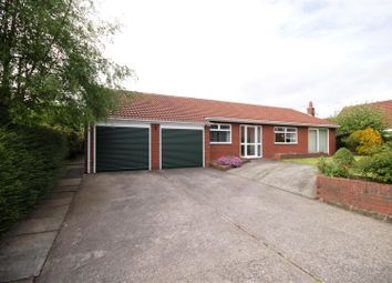 Thumbnail 3 bed detached bungalow for sale in Woodburn Close, New Lambton, Bournmoor