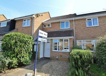 Thumbnail 3 bed terraced house for sale in Harrier Close, Biggleswade