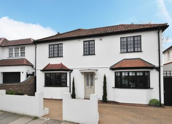 Thumbnail 4 bed detached house for sale in Minster Road, Bromley