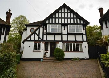 Thumbnail 4 bed detached house for sale in Belmont Close, Woodford Green, Essex