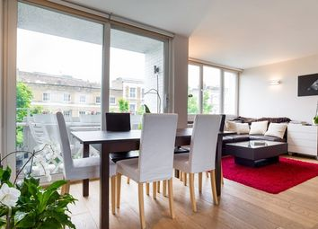 Thumbnail 3 bed flat to rent in Ivy Lodge, 122 Notting Hill Gate, London