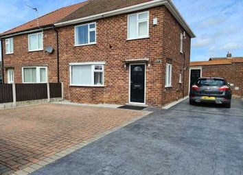 Thumbnail 3 bed semi-detached house for sale in Clune Street, Clowne, Chesterfield