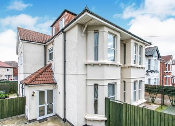 Thumbnail 3 bed semi-detached house for sale in Linwood Road, Winton, Bournemouth