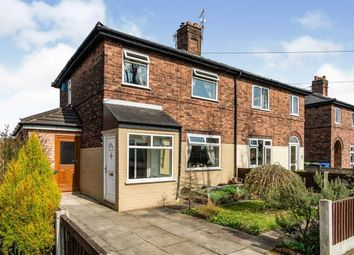 Thumbnail 3 bed semi-detached house for sale in Bridgewater Avenue, Warrington, Cheshire