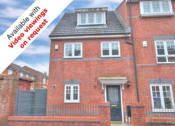Thumbnail 3 bed town house for sale in Lowbrook Avenue, Blackley, Manchester