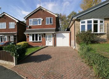 Thumbnail 3 bed detached house for sale in Harington Drive, Park Hall, Stoke On Trent