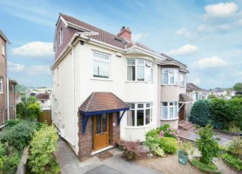 Thumbnail 4 bed semi-detached house for sale in Rayens Cross Road, Long Ashton, Bristol