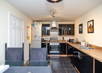 Thumbnail 4 bed terraced house for sale in St. Thomas Way, Hawksyard, Rugeley