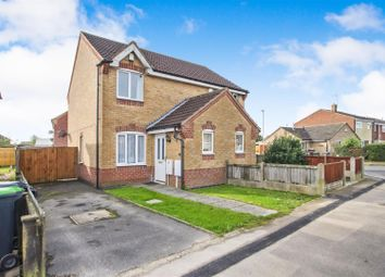 Thumbnail 2 bed semi-detached house for sale in Occupation Lane, Kirkby-In-Ashfield, Nottingham