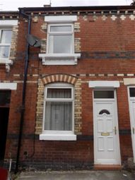 Thumbnail 2 bed terraced house to rent in Grove Street, Leek, Staffordshire
