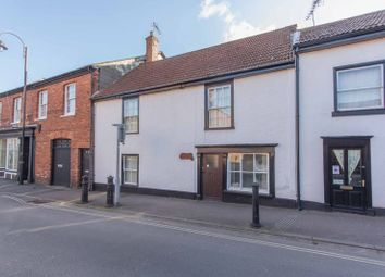 Thumbnail 4 bed terraced house for sale in North Street, Crediton