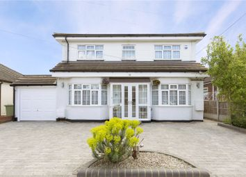 Thumbnail 5 bed detached house for sale in Cranham Gardens, Upminster