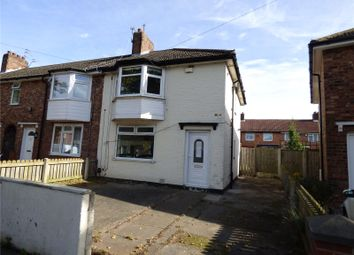 Thumbnail 3 bed end terrace house for sale in Beversbrook Road, Liverpool, Merseyside