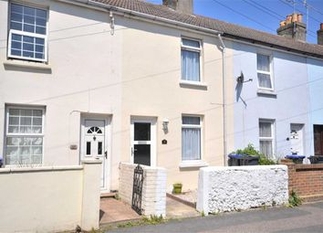 Thumbnail 2 bedroom terraced house for sale in Southfield Road, Broadwater, Worthing, West Sussex