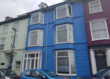 Thumbnail 8 bed terraced house for sale in Great Darkgate Street, Aberystwyth, Dyfed