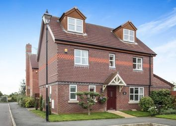 Thumbnail 4 bed detached house for sale in Norlands Park, Widnes, Cheshire, Widnes