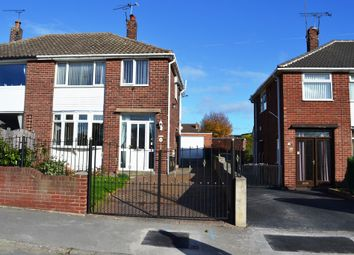 Thumbnail 3 bed semi-detached house for sale in 14 Scholey Road, Wickersley