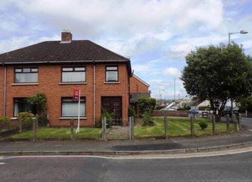 Thumbnail 3 bed semi-detached house to rent in Warren Gardens, Lisburn