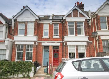 Thumbnail 4 bedroom terraced house to rent in Queens Park Rise, Brighton