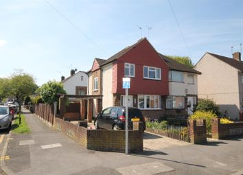 Thumbnail 3 bedroom semi-detached house for sale in Culvers Avenue, Carshalton