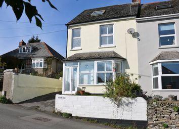 Thumbnail 4 bed semi-detached house for sale in Whiterock Road, Wadebridge