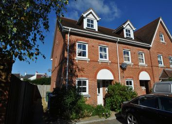 Thumbnail 3 bed terraced house to rent in Campbell Fields, Aldershot