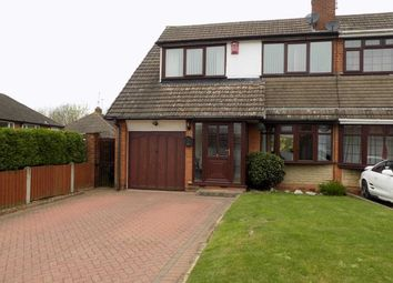 Thumbnail 3 bedroom semi-detached house for sale in Blythefield Avenue, Great Barr, Birmingham
