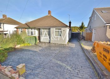 Thumbnail 2 bed semi-detached bungalow for sale in Caernarvon Drive, Ilford